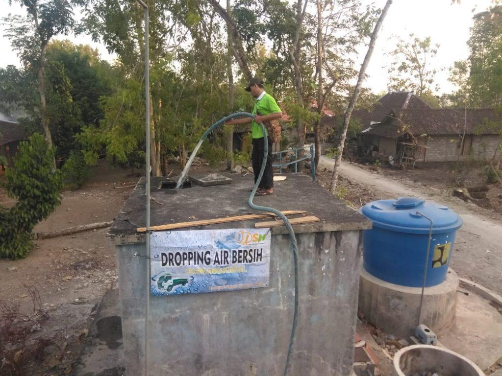 Air Bersih untuk Ngawen dan Tanjungsari, Gunungkidul