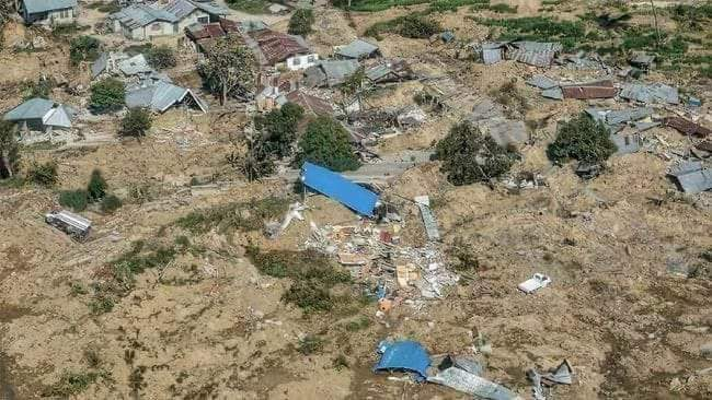 Fenomena Likuifaksi Gempa Bumi Sulawesi Tengah