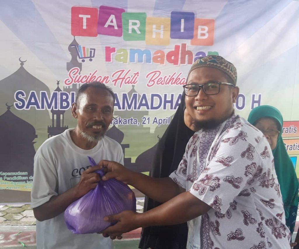 Sambut Ramadhan dengan Berbagi