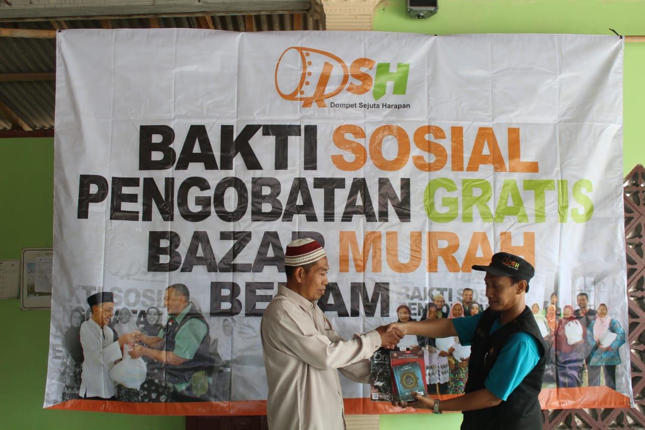 Bhakti sosial masyarakat