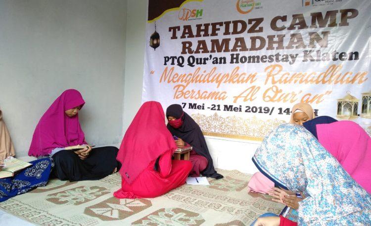 Liburan Menyenangkan Dengan Tahfidz Camp